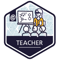 ONTARIO EXTEND: TEACHER FOR LEARNING BADGE